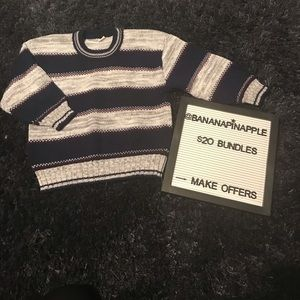 Other - Boys knit sweater | 4T